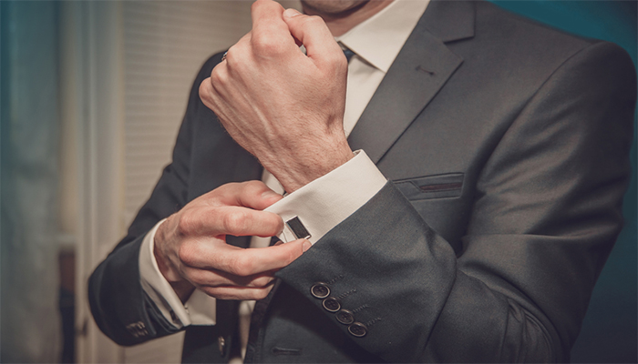 When and how to wear cufflinks for Can you wear cufflinks on a regular shirt